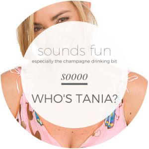 who's tania