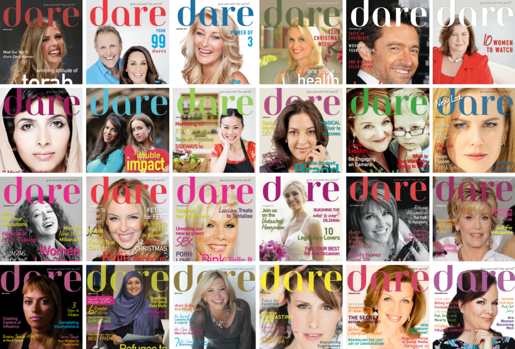 DARE-Covers